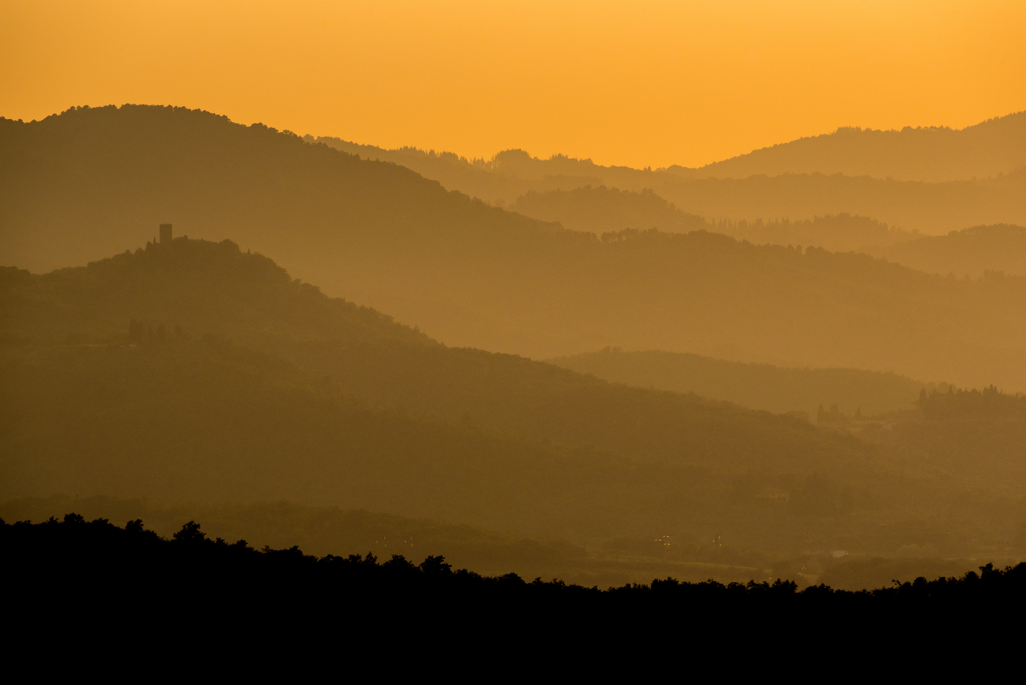 8 day Fully Escorted Intimate Tuscan Adventure