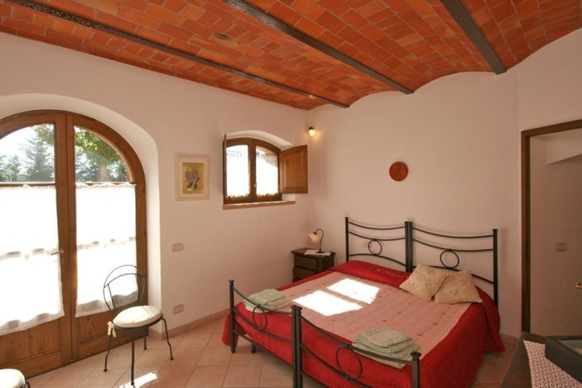 Pienza A – Holiday Rental With Swimming Pool in Val D'orcia, Tuscany