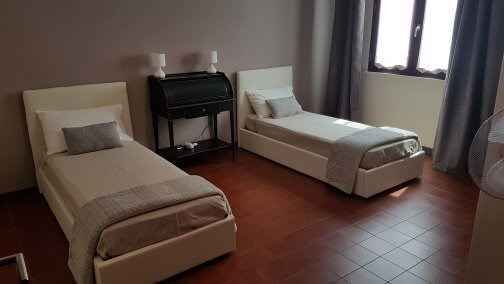 Holiday Apartment With Private Garden and Barbecue
