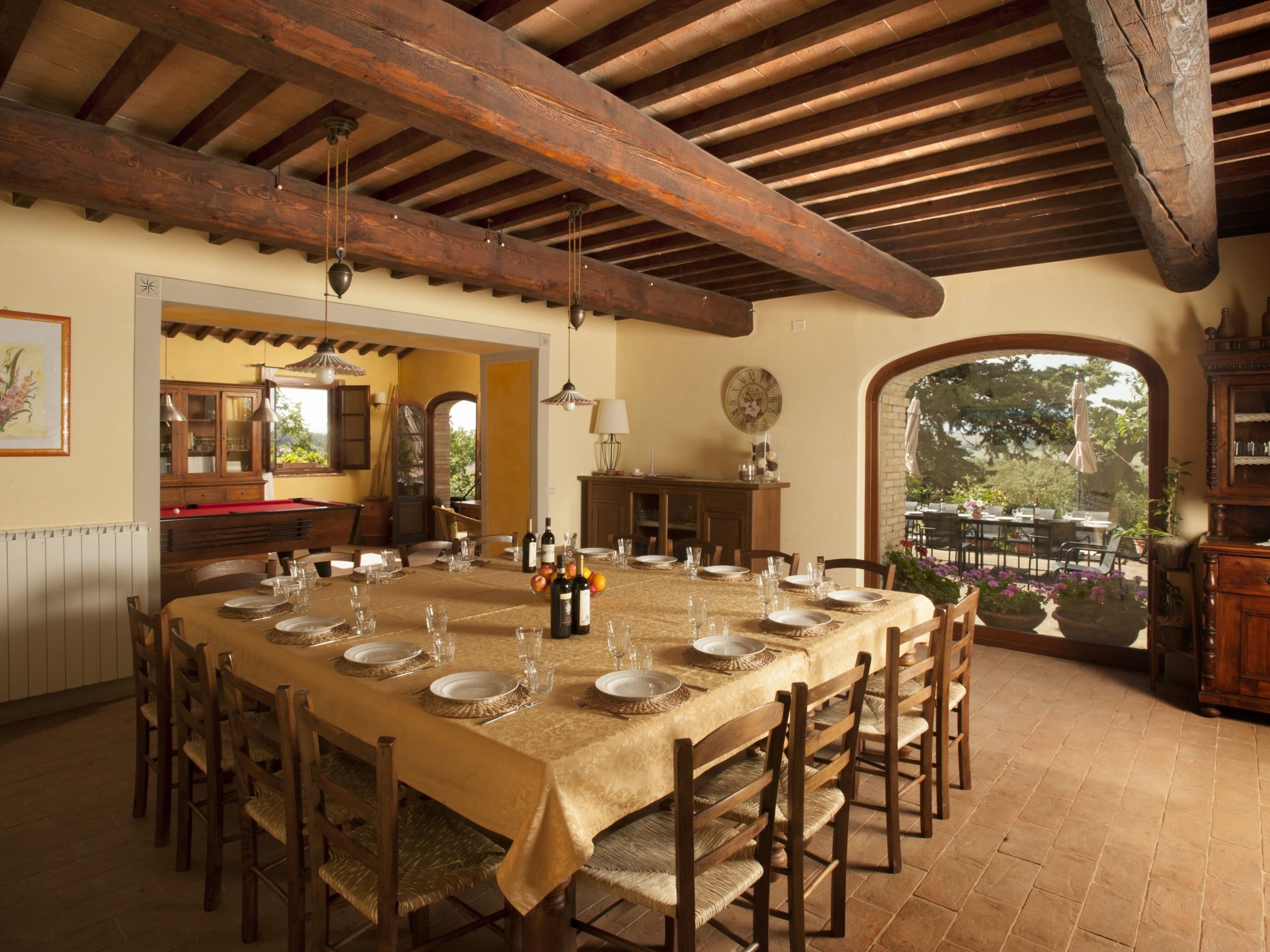 Villa Tramonto for 16 Guests With Private Pool, air Cond, Wifi Away From IT ALL