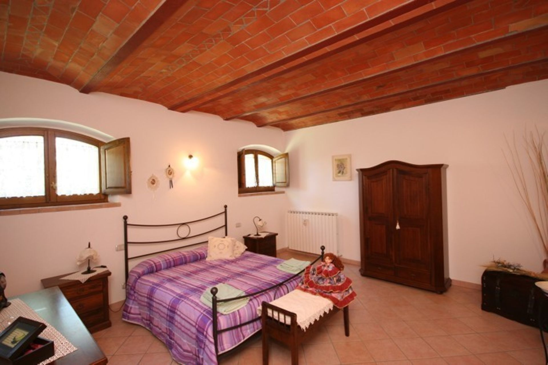 Cosy Apartment With Pool, Wifi, TV, Panoramic View and Parking, Close to Montepulciano