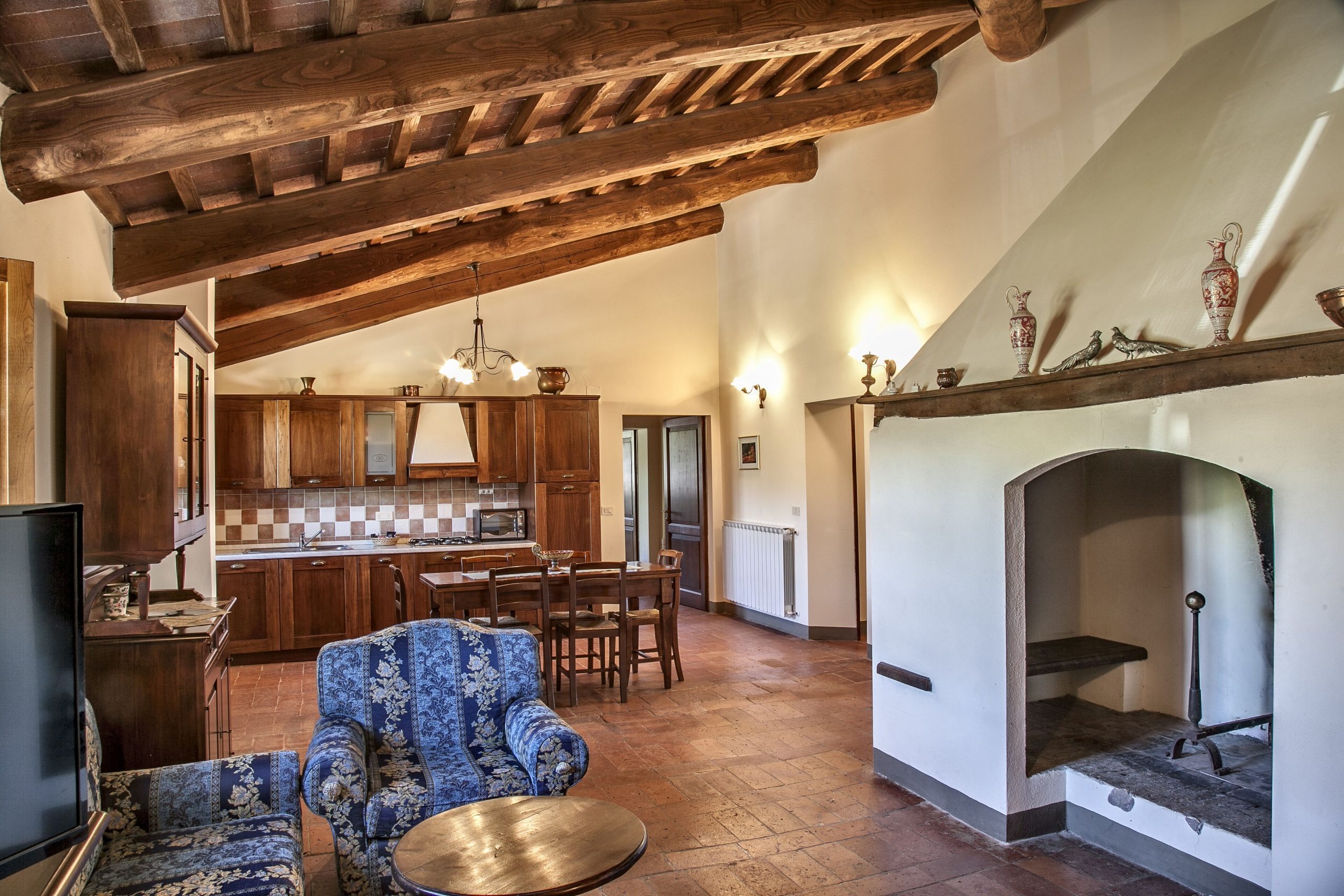 Apartment Nestled in the Heart of Tuscany – La Corte – 9