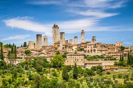 Siena and San Gimignano: Private Half Day  Driving Excursion from Florence