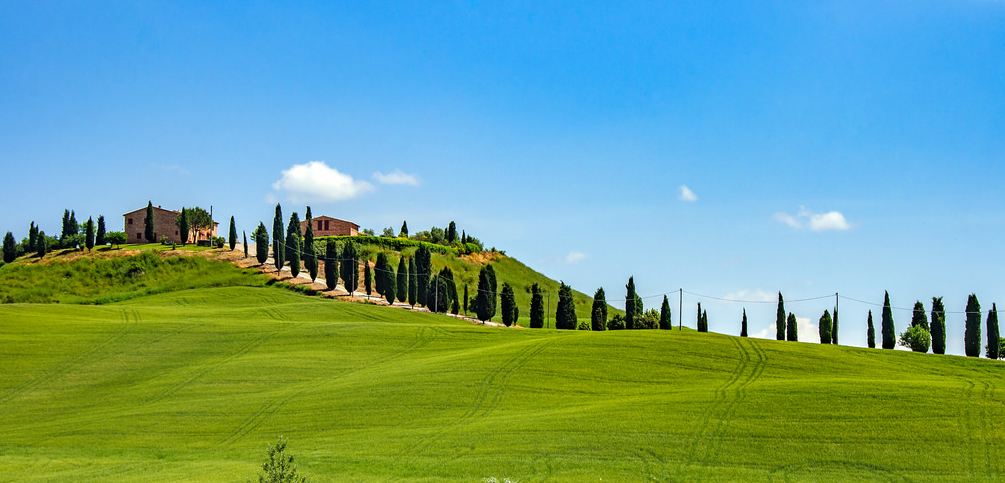Walk to Rome – 24 day escorted walk Lucca to Rome